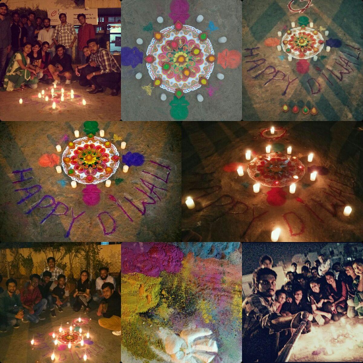 Cronj Diwali Festival Celeberation
