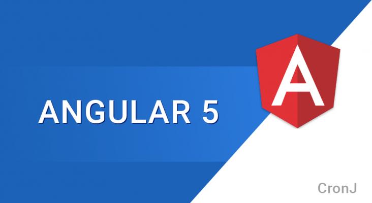 Angular 5