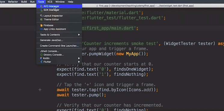 Flutter Tutorial for Beginners | Basics to build iOS