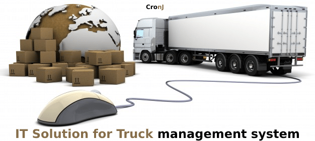 IT solutions for truck management system for manufacturing industries