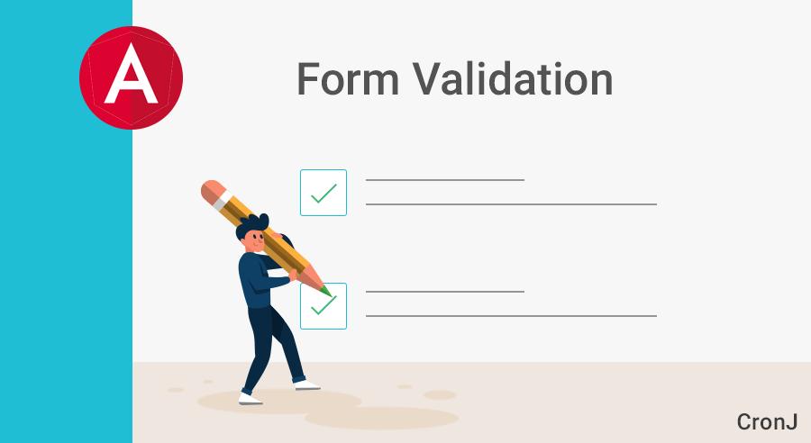 AngularJs Form Validation