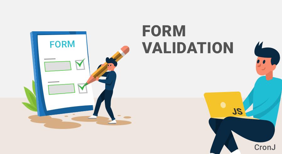 Javascript form validation and prototype