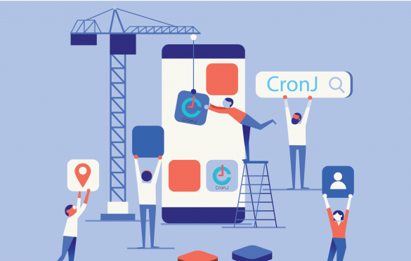 CronJ Mobile App Development Company