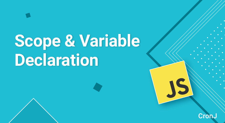 Scope and variable declaration in JavaScript