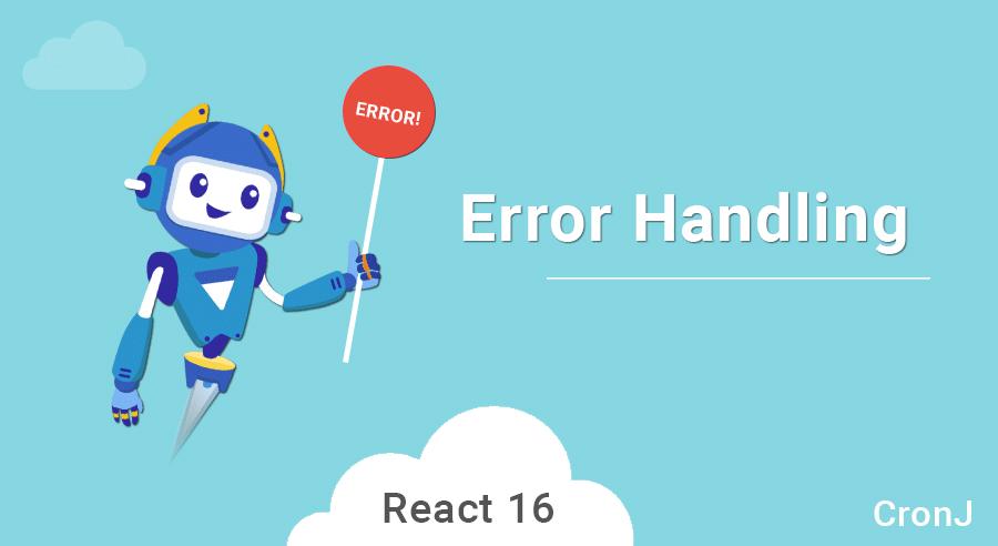 javascript error handling