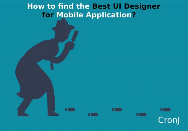 how to find best UI Designer