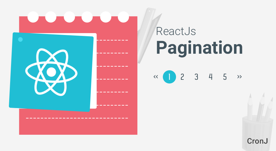 Page your data with ReactJs Pagination