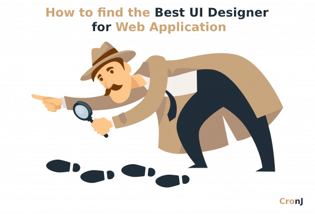 How to find the Best UI Designer for Web applications ?
