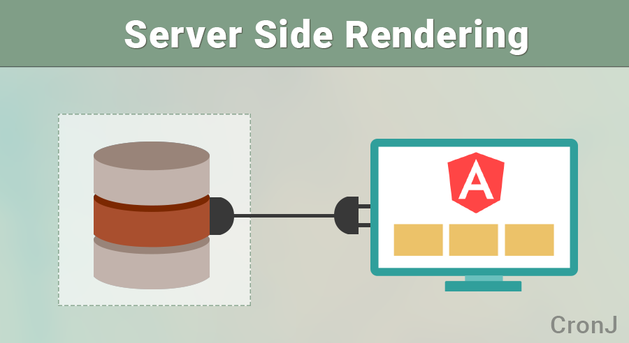 Angular server side rendering or Angular Universal